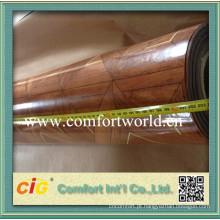 Venda quente chinês boa qualidade rolo de revestimento de vinil