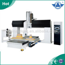 Mini Woodworking 5 axis cnc wood carving machine