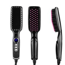 Hair Salon Equipment Professional Hair Brush Straightener