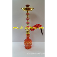 Wholasale Best Quality Zinc Alloy Nargile Smoking Pipe Shisha Hookah