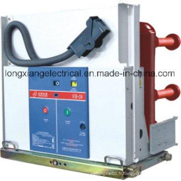 Disjoncteur à vide à haute tension Vib-24 avec poteaux intégrés