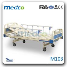 M103 Lit d'hôpital avec fonction unique