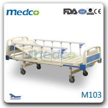 M103 Backrest hospital room bed
