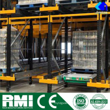 estantería y estantes móviles de acero pesados y económicos