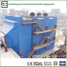 Amplio espacio del colector electrostático superior del Virbration - colector industrial del polvo