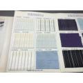 Polyester-Viskose Streifen Futter Stoff für Bekleidung