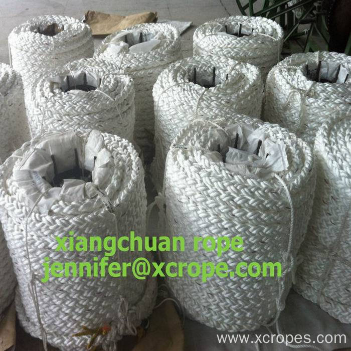 Wholesaler Polyester Rope 8 strands