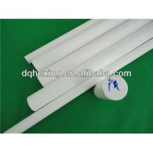 Materiales lubricantes moldeados 6mm-330mm blanco / negro mercancías adecuadas de las mercancías en tiempoTurcite-B PTFE / F4 / Teflon Varilla / barra / redondo