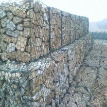 Galvanized Gabion Retaining Wall