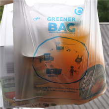 Papel sintético en polvo de piedra para envasado de alimentos