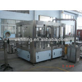 mineral water washing-filling-capping triblock filling machine
