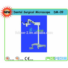 Dental supply dental microscope with camera CE approved