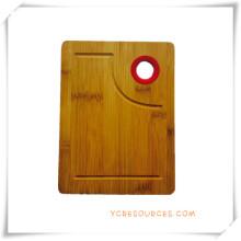 Planche à découper planche à découper en bambou pour cadeaux promotionnels (HA88008)