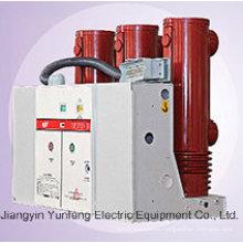 Dos tipos de cubierta alta tensión vacío interruptor-Vyf1-24