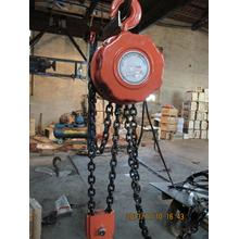 DHK type high speed endless chain electric hoist