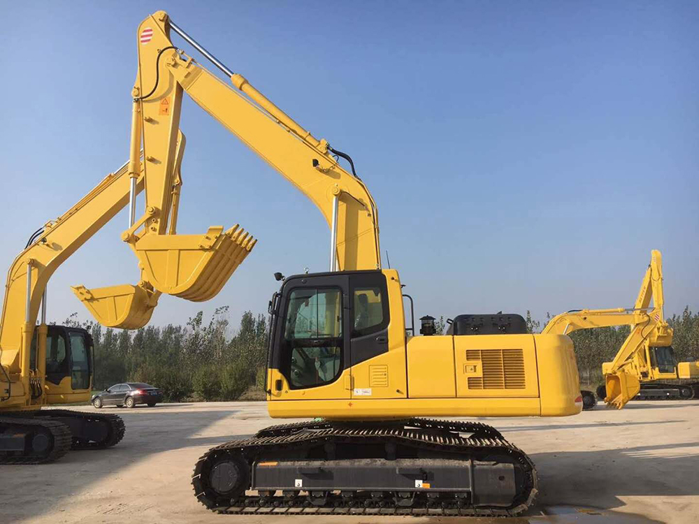 Excavator For Sale Used