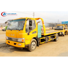 2019 JAC 5.6m Wadeable Car Towing Vehicle