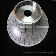 паяемые меля колеса диаманта для формирования мраморный камень