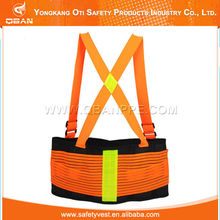 Double Pull elastic Back Support dengan Straps