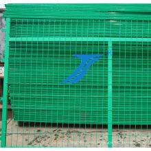 Cerca soldada da rede de arame da oficina, Fengcing do isolamento do armazém