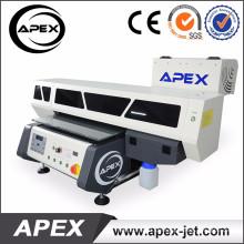 Neueste UV-Drucker 40 * 60 cm Druckgröße UV-Drucker UV4060s