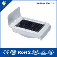 Réverbère de la lampe de jardin d'énergie solaire de Ce UL 2W LED