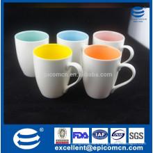 new bone China drink ware unusual shaped mug