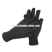 8oz Brown Jersey Liner Cotton Work Glove