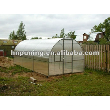 Good thermal insulation 10 years warranty polycarbonate garden greenhouse sheet