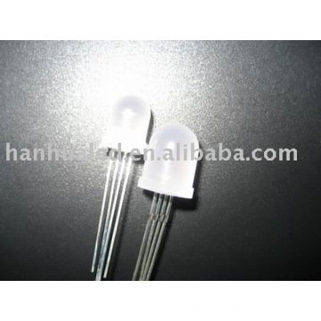Full colour with 4 legs LED(common cathode )