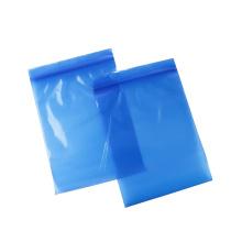 Antistatic Blue PE Ziplock Bags for PCB Boards