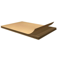 Chinese High Quality Corrugated Honeycomb Board Paper Cardboard