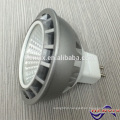 5W warm white Mr16 gu5.3 12v led spotlight