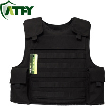 Taktische Sicherheitsweste des heißen Verkaufs kundenspezifische kugelsichere ballistische Jacke der Stufe III
