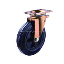 Industry rubber casters Swivel Wheel