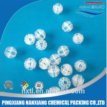Высокое качество большой пластиковый полый шарик&пластик Полиэдральных мяч