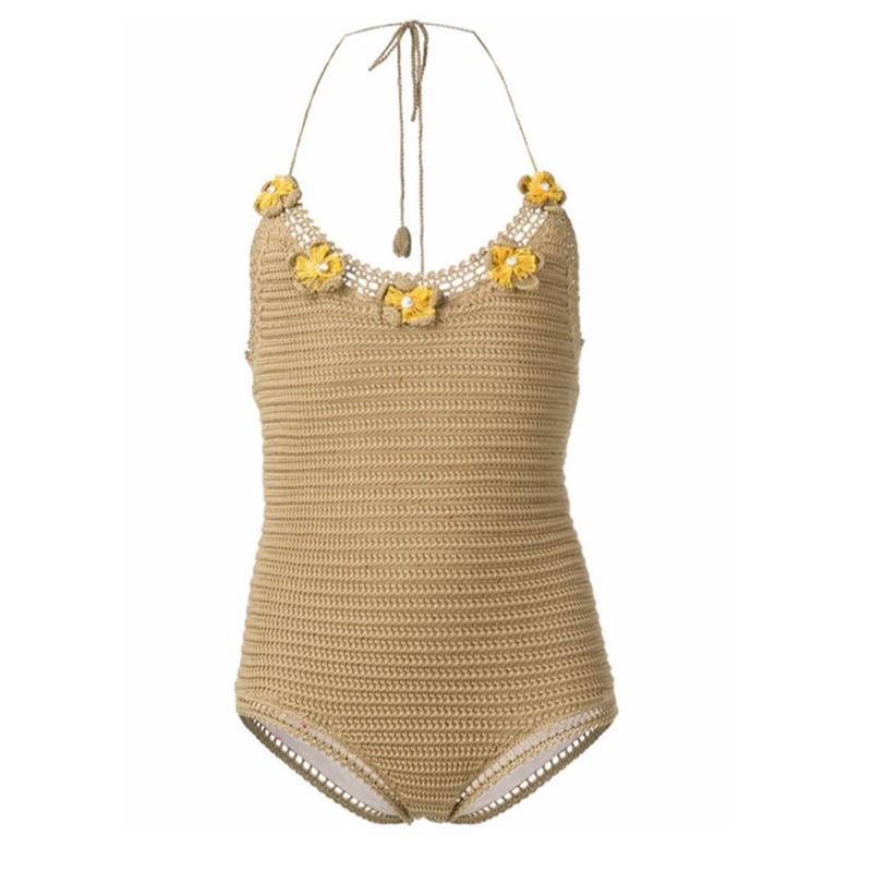 Sexy Crochet Bikini Swimwear