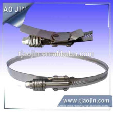 heavy duty muffler clamp