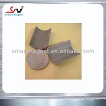 Un aimant SmCo rémanence anti-corrosion permanent