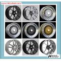 Various sizes of replica BBS wheels BBS rims