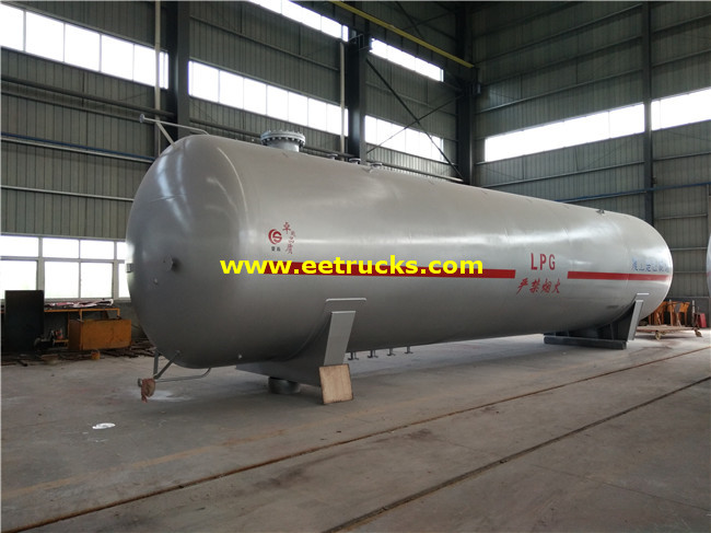 New 54T 100 M3 LPG Storage Tanks