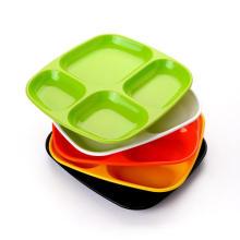 Kundenspezifische Kunststoff-Dinner-Obstteller-Formspritzplatte
