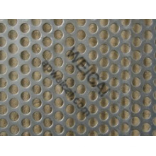 Round Hole 60 Degree Staggered Punching Metal Sheet Mesh