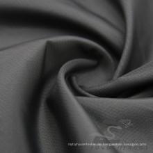 Wasser & Wind-Resistant Outdoor Sportswear Daunenjacke Woven Plaid Jacquard 100% Polyester Filament Stoff (J017)
