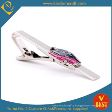 Custom Tie Clips with Metal Car (JN-L06)