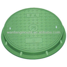 SMC manhole cover mould making