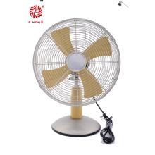 12-ти дюймовый электрический настольный вентилятор для дома с алюминиевыми лезвиями