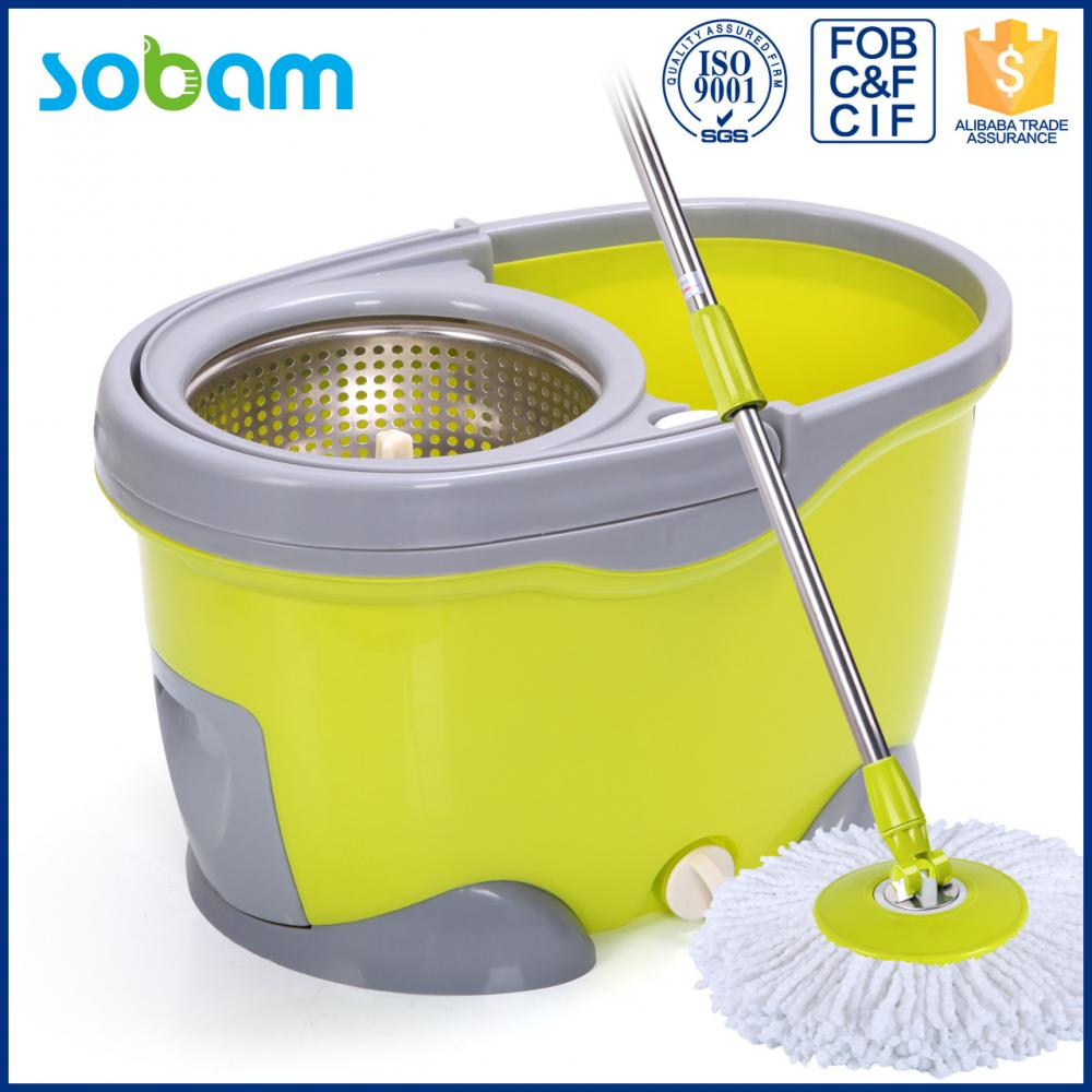 2017 Hot Sale 360 Spin Magic Mop With Refill
