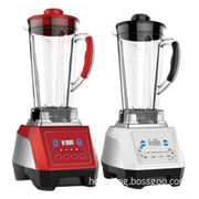 Commercial blender, 2L jar, digital control and LED display, pulse switch, double safety protection