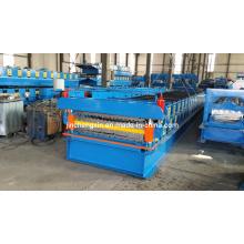 Empresa de máquinas formadoras de tejas metálicas